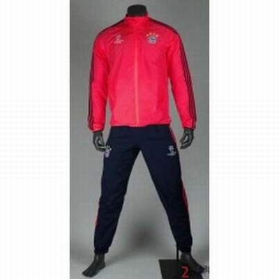 De pantalon Bayern Munich Survetement 2015 WZ0nT6